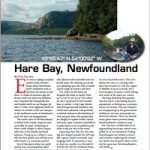 article about Hare Bay